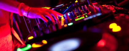 DJ Universal aus Mannheim am Set